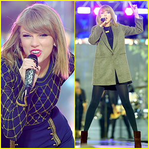 Taylor Swift Teases an Upcoming '1989' Tour After Performing on 'GMA' - Watch Now!