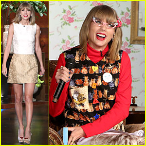 Taylor Swift Learns Adam Levine's Weakness By Mentoring On 'The Voice'