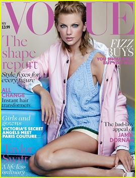 Taylor Swift to 'British Vogue': 'Dating Or Finding Someone Is The Last Thing On My Mind'