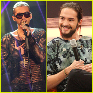 Tokio Hotel's Bill & Tom Kaulitz Perform 'Love Who Loves You Back' Live on 'Wetten, Dass' - Watch Now!
