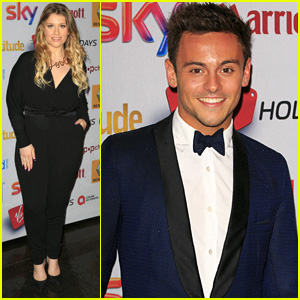 Olympian Tom Daley Suits Up for Attitude Awards in London