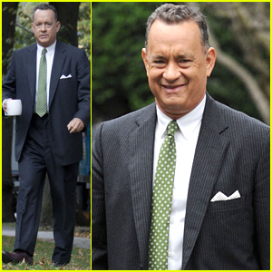 Tom Hanks Teaming Up with HBO for Veterans Day Concert