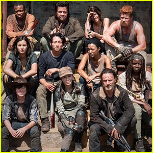 'The Walking Dead' Returns to Record High Ratings for Season 5 Premiere!