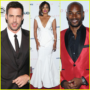 William Levy & Tyson Beckford Heat Up the Red Carpet at 'Addicted' New York Premiere!