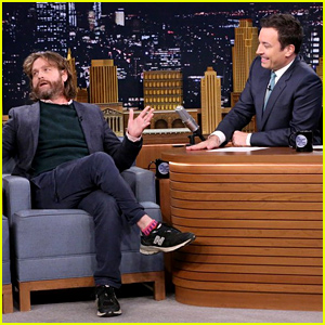 Zach Galifianakis Shows Off His Dramatic Weight Loss, Confirms He Has a Baby Son