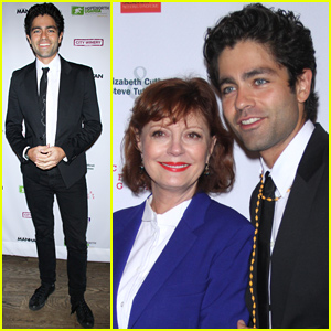 Adrian Grenier Supports Ugandan Youth After Jokingly Sharing His Tinder Pic