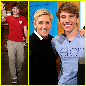 Alex from Target Appears on 'Ellen' - Watch the Interview!