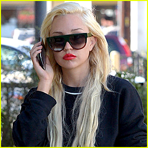 Amanda Bynes Says She Was Joking About Wanting to Kill Her Parents