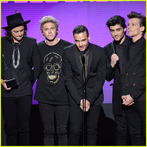 American Music Awards 2014 - Complete Winners List!