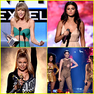 2014 American Music Awards - Full Carpet & Show Coverage!