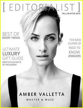 Supermodel Amber Valletta Is the Master Muse for 'Editorialist'