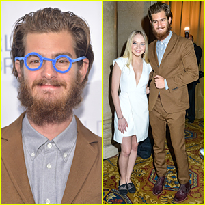 Andrew Garfield & Danielle Bradbery Meet at Worldwide Orphans' Gala