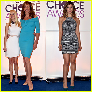 Anna Faris & Allison Janney Will Host People's Choice Awards 2015!