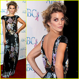 AnnaLynne McCord Steps Out for a Great Cause!