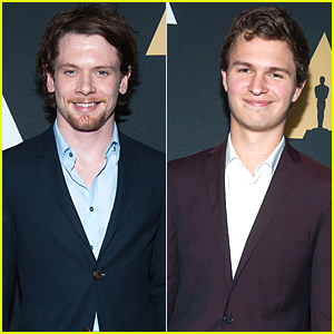 Ansel Elgort & Jack O'Connell Live Read From The Academy's Nicholl Fellowship in Screenwriting Awards