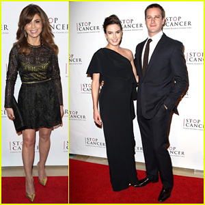 Armie Hammer & Pregnant Wife Elizabeth Chambers Support Stop Cancer at Annual Gala!