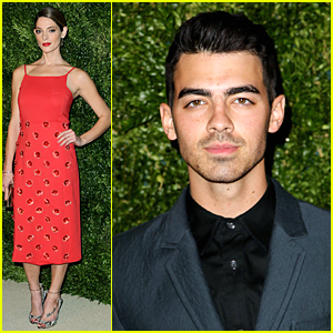 Ashley Greene & Joe Jonas Dress to Impress at CFDA/Vogue Fashion Fund Awards