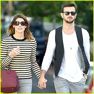 Ashley Greene & Boyfriend Paul Khoury Are Still Going Strong