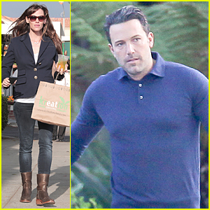 Ben Affleck Says He's Lucky to Have Jennifer Garner As His Wife