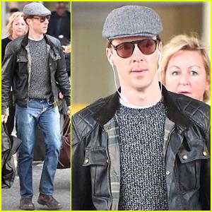 Benedict Cumberbatch Calls Tom Hiddleston an 'Old Bore'