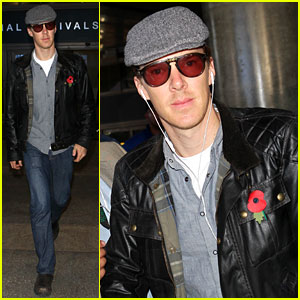 Benedict Cumberbatch Spotted After His Engagement News!