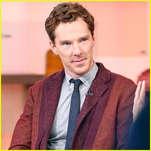 Benedict Cumberbatch Tells Heartbroken Fans That Their 'Ovaries Do Still Have Use'