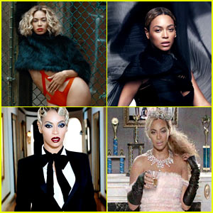 Beyonce Just Added Every 'BEYONCE' Video on Vevo!
