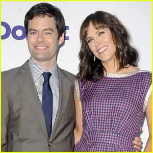 Bill Hader & Wife Maggie Carey Welcome Third Daughter Together!