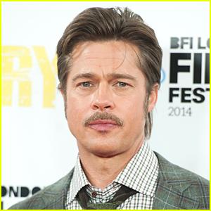 Brad Pitt Will Produce Sci-Fi Thriller 'Alpha'!