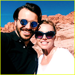 Britney Spears & New Boyfriend Charlie Ebersol Share Another Cute Photo!