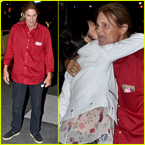 Bruce Jenner & New Love Interest Ronda Kamihira Go on a 'Kinky Boots' Date!