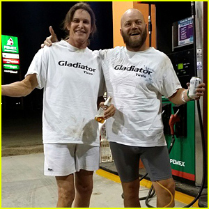 Bruce Jenner Involved in Scary Car Accident & Escapes with Just a Few Scrapes