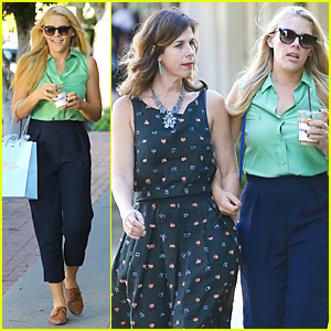 Busy Philipps Says Daughter Cricket is Running Wild