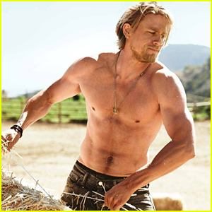 Charlie Hunnam Is Shirtless & Smokin' Hot for 'Men's Health' BTS Video!