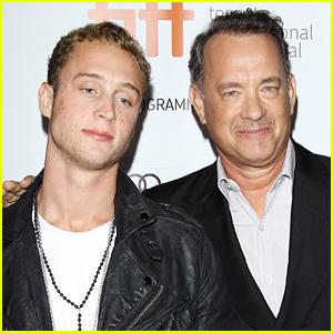 Tom Hanks' Son Chet, AKA Chet Haze, Reveals Cocaine Addiction, Is Now Fifty Days Sober