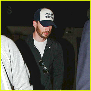 Chris Evans Reveals That He Might Be Ready to Settle Down
