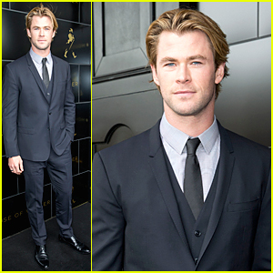 Chris Hemsworth Will Put a Bet On at Derby Day