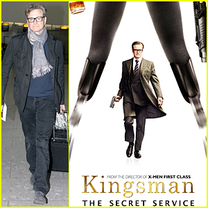 Colin Firth Gets into Action in 'Kingsman: The Secret Service' International Trailer - Watch Now!