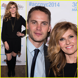 Connie Britton & Taylor Kitsch Have a 'Friday Night Lights' Reunion