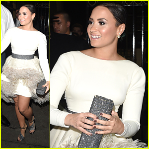 Demi Lovato's Royal Variety Performance Dress Made Her Feel Like A Princess