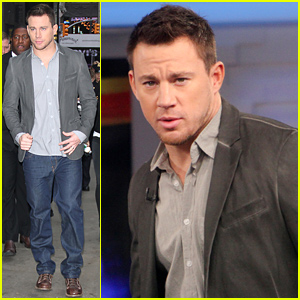 Did Channing Tatum Strip at the 'Magic Mike XXL' Wrap Party?