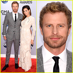dierks bentley & wife cassidy black are the perfect couple at cma