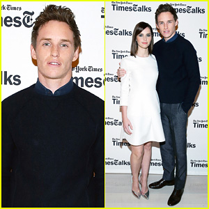 Eddie Redmayne Goes In Depth About 'Theory of Everything' on 'Late Night' - Watch Here!