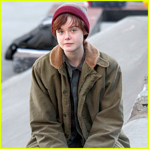 Elle Fanning Looks Completely Unrecognizable Playing a Transgender Teen in New Movie