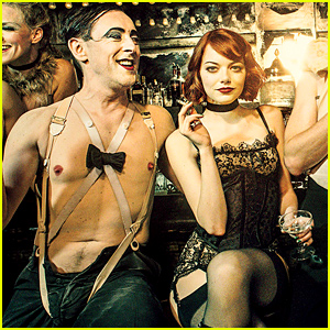 Emma Stone on Playing Sally Bowles in 'Cabaret': I've Never Been This Obsessed with a Character!