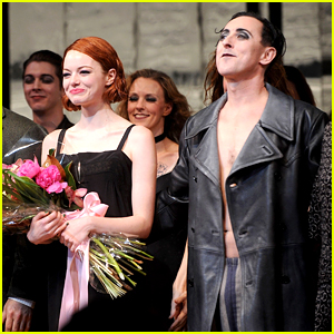 Emma Stone Takes Her Opening Night Bow in 'Cabaret'!