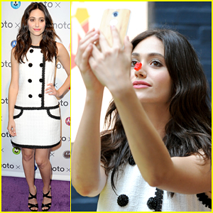 Emmy Rossum Tells JJ What's Coming Up for Fiona on the Upcoming Season of 'Shameless'