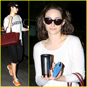 Emmy Rossum's New Movie 'Before I Disappear' is Out Now!