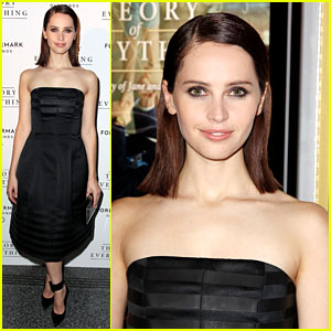 Felicity Jones: Guys Should Act Like Paul Newman Characters!