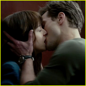 Christian Grey Shows Anastasia Steele His Red Room of Pain in New 'Fifty Shades of Grey' Trailer - Watch Now!